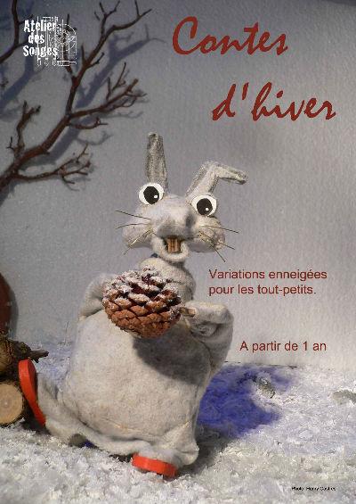 contes d`hiver affiche